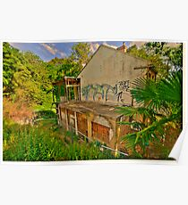 Fixer Upper -  Ross Cottage c1898 Waverton , NSW - The HDR Series Poster