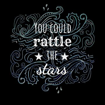 Rattle the stars by DoodleC