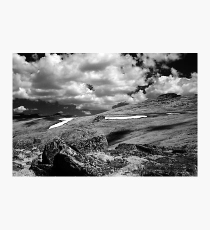 Rocky Mountain National Park Photographic Print