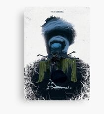 True Detective - Form And Void Canvas Print