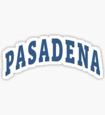 Pasadena Capital Sticker
