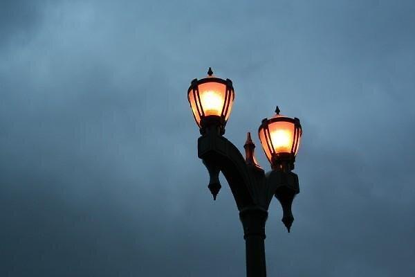 Dim Light. by Jessica Thornton