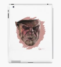 Left 4 Dead Bill iPad Case/Skin