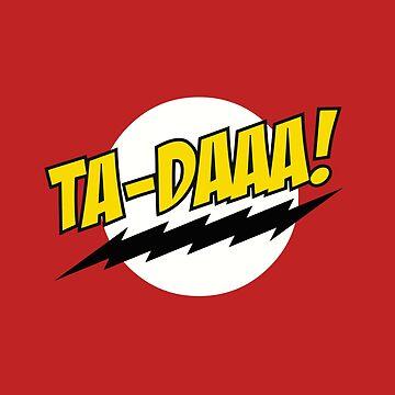 TA - DAAA! by BobbyG305