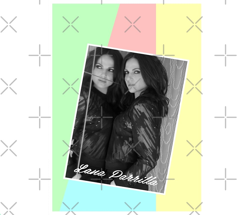 Lana Parrilla Black & White by willow Lvl