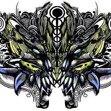 Spirit of Gatacre  by aMorledesign