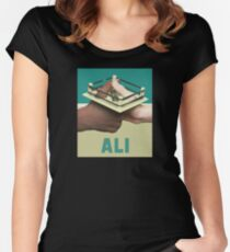 Ali Women's Fitted Scoop T-Shirt