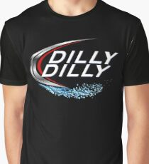 Dilly Dilly with Bud Light Graphic T-Shirt