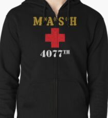 MASH 4077th Zipped Hoodie