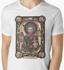 The Wise Grandfather Men's V-Neck T-Shirt