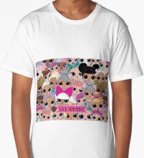 L.O.L Surprise - Pink Long T-Shirt