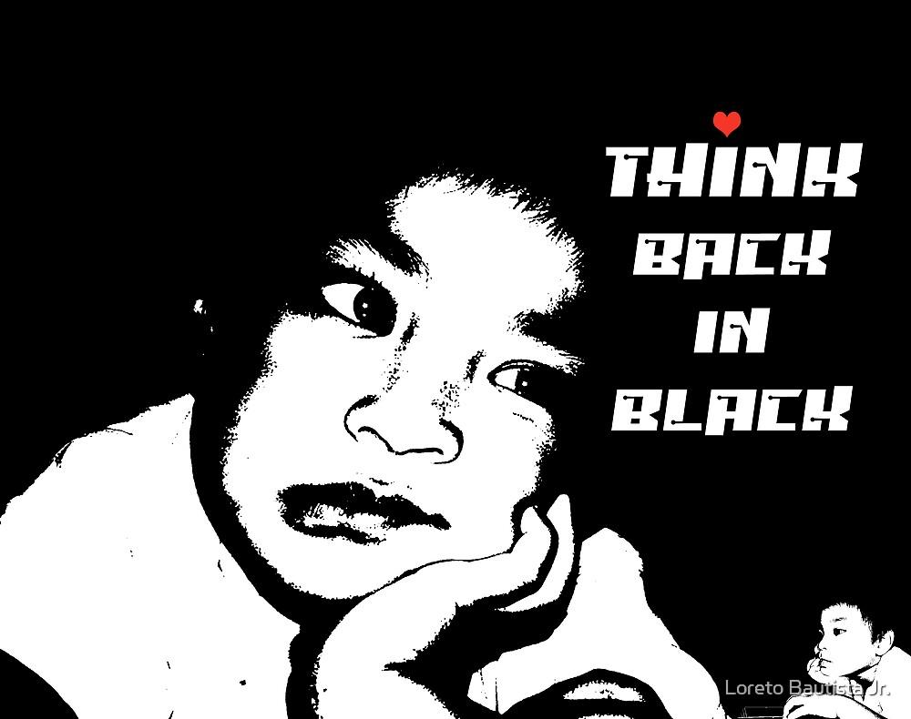 just thinkin !!! by Loreto Bautista Jr.