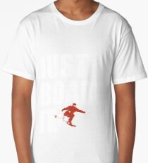 Just Board It Long T-Shirt