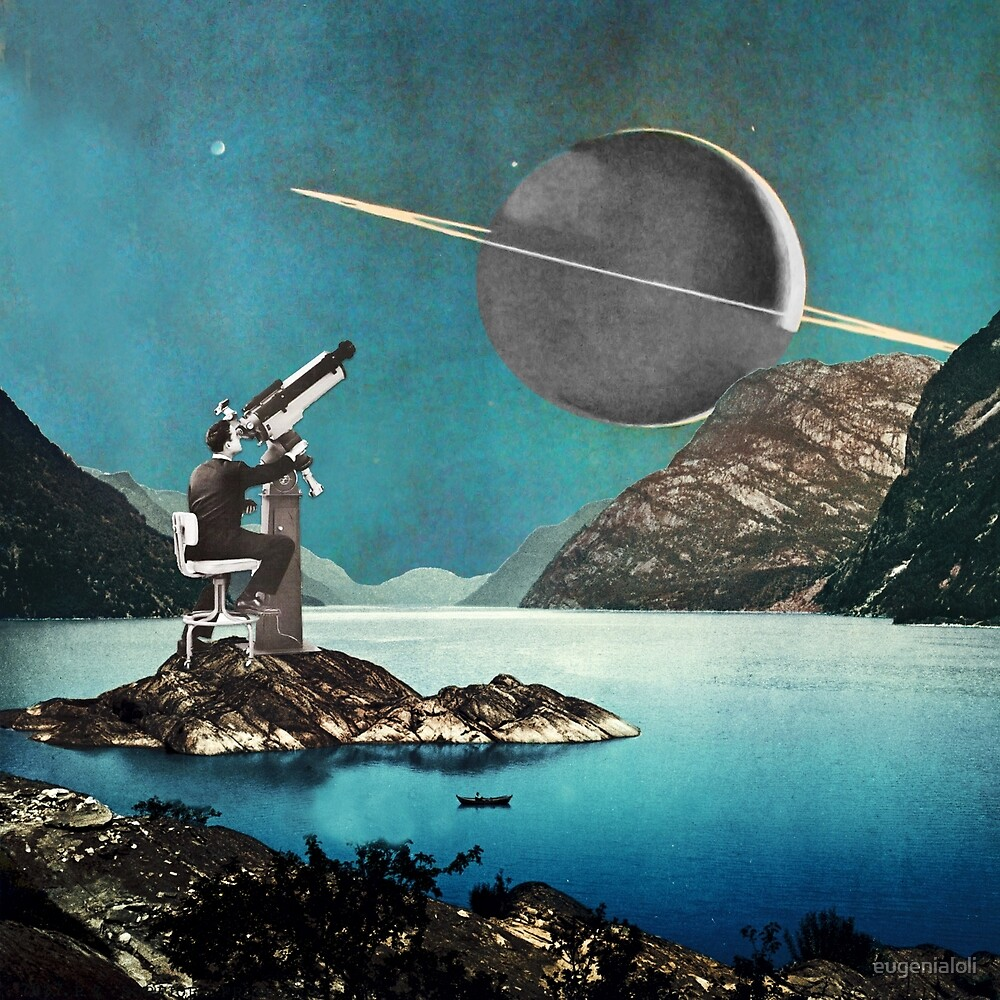 The Astronomer by eugenialoli