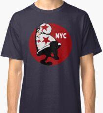 Camiseta clásica Cheech New York City Old School Graffiti