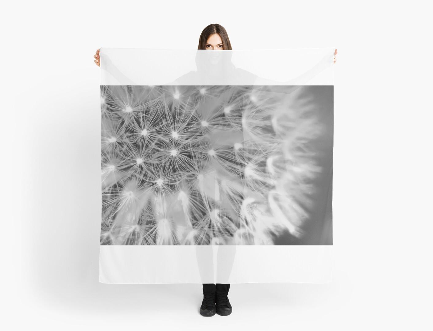 Dandelion Minimalist Poster Dandelion Wall Art Flower Art Black