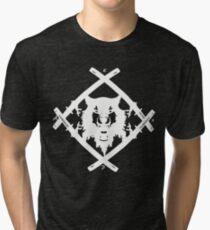 H. Squad White Tri-blend T-Shirt