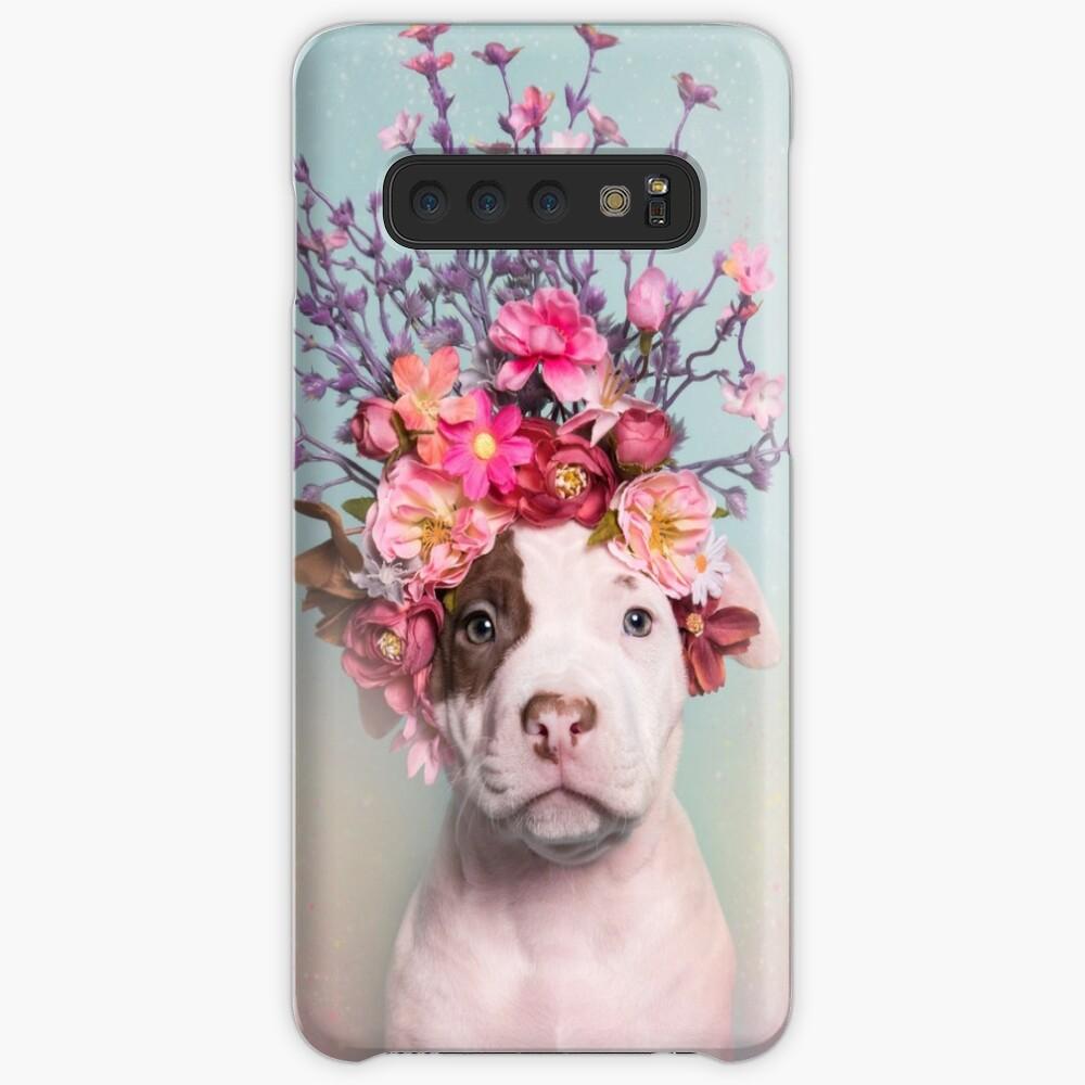 Flower Power, Rum Case & Skin for Samsung Galaxy