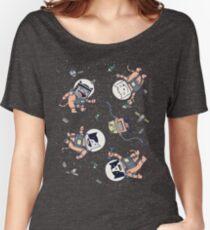 CatStronauts! Women's Relaxed Fit T-Shirt
