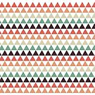 Bold Triangles by Nikita Iszard