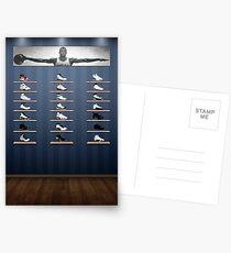 Air Jordan Legacy Poster Postcards