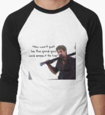 Walking Dead Shane Men's Baseball ¾ T-Shirt