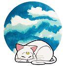Artemis (Sailor Moon) by 4erepawko