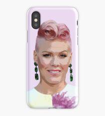 P!NK - variant 1 iPhone Case/Skin