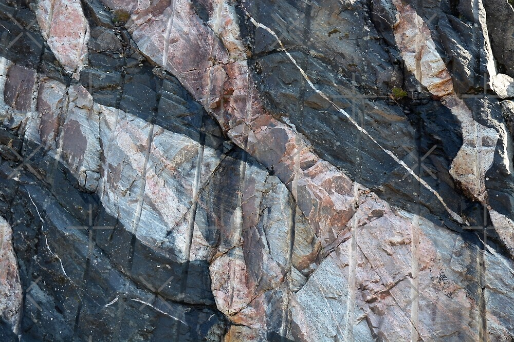 Geology makes art by SiobhanFraser