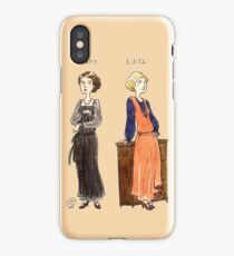 Mary-Edith iPhone Case/Skin