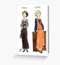 Mary-Edith Greeting Card