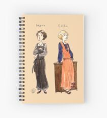 Mary-Edith Spiral Notebook