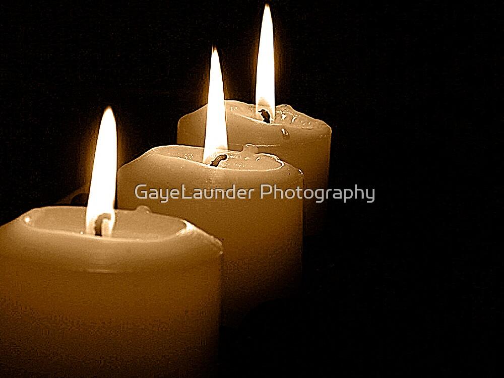 Light Trio by GayeLaunder Photography