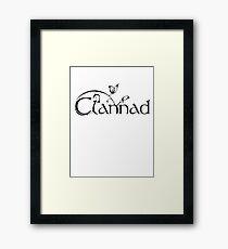 Clannad Framed Print