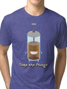 Take the Plunge Tri-blend T-Shirt