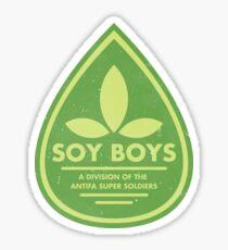 SOY BOYS Sticker