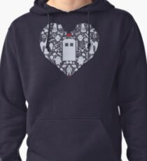 A Heart Full of Who Pullover Hoodie