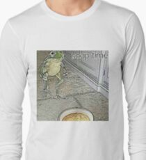 soup time Long Sleeve T-Shirt