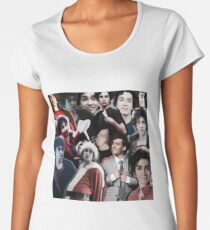 Nathan Young - Robert Sheehan - Misfits Women's Premium T-Shirt