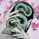 Pink Flowers by eugenialoli