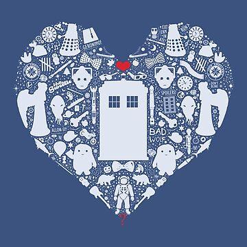 A Heart Full of Who by ToruandMidori