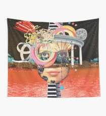 All About Perspective Wall Tapestry