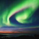 The Northern Lights 02 von nurmut