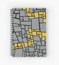 path chosen, brick road followed Spiral Notebook
