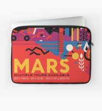 Eine Marsmission (NASA / JPL) Laptoptasche