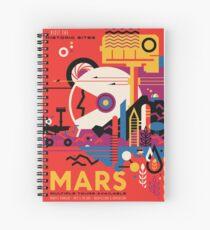 A Mars Mission (NASA/JPL) Spiral Notebook