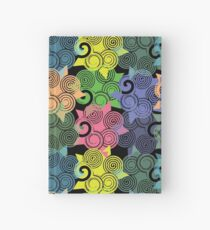 Psychedelia Hardcover Journal