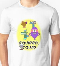Hey Duggee - Squirrel Squad Unisex T-Shirt