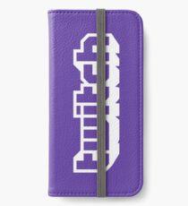 Twitch iPhone Wallet/Case/Skin