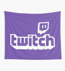 Twitch Wall Tapestry